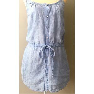 Lands' End Linen Dress